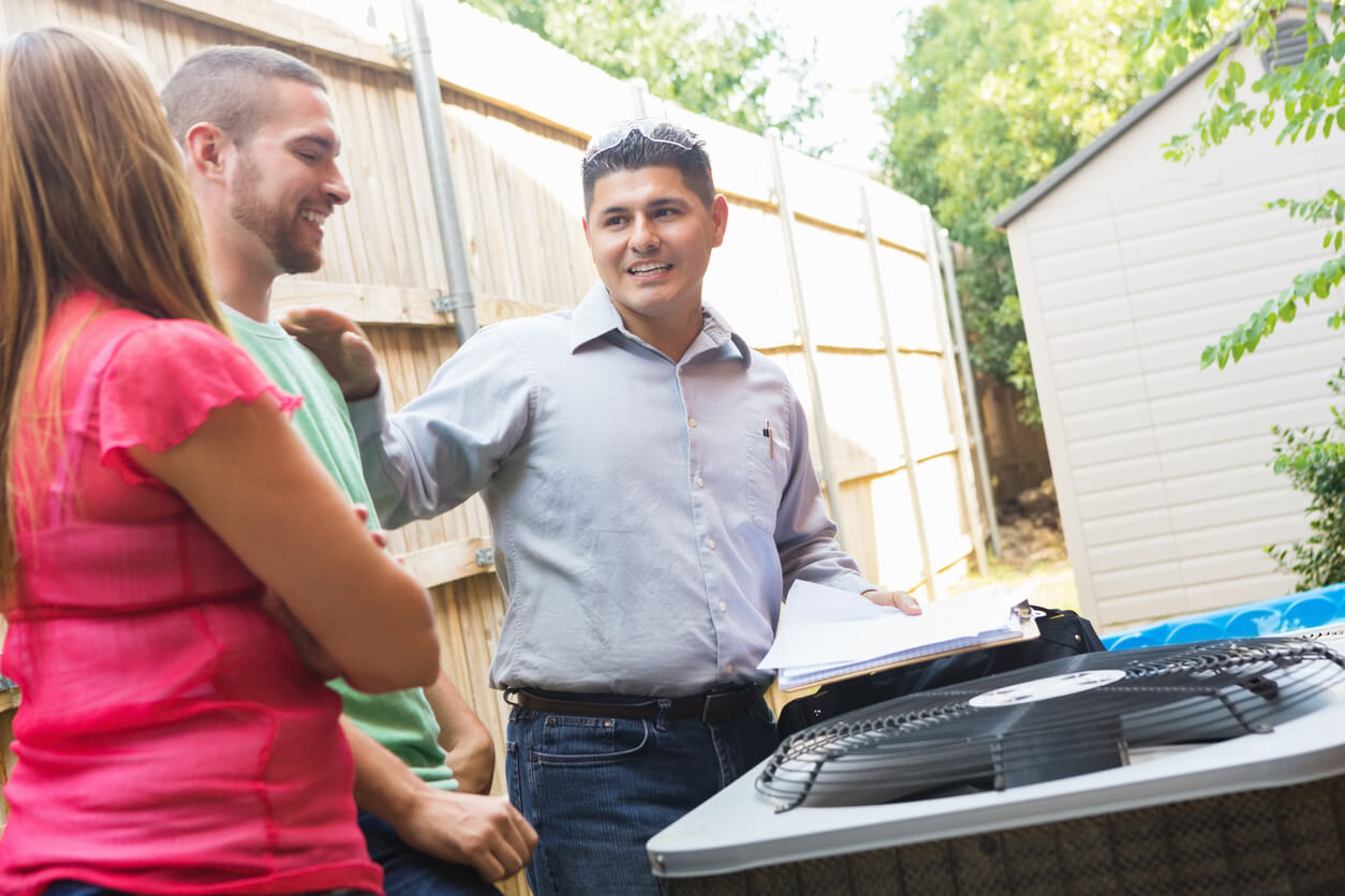 Four Reasons To Join An HVAC Maintenance Plan