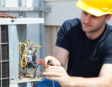 Light Commercial Heating Repairs