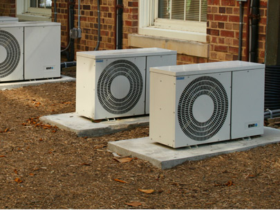 Light Commercial Air Conditioning Repairs