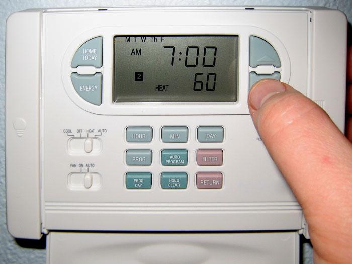 Thermostat Calibration