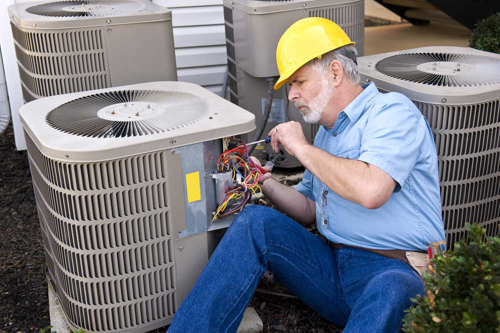 Check Your A/C System in the Spring